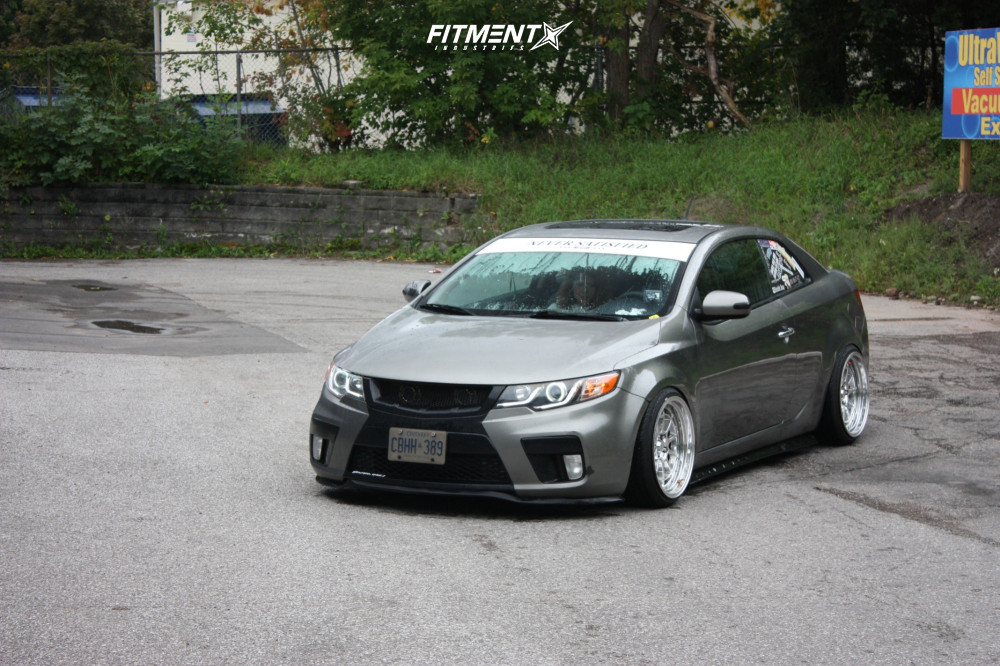 2010 Kia Forte Koup Chikara Rs10 Hsd Coilovers Fitment Industries
