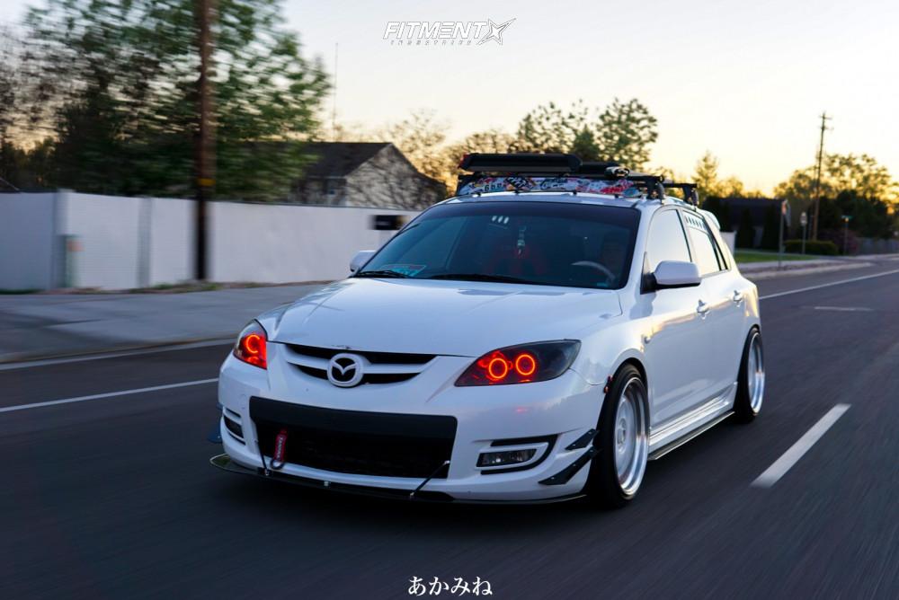 Lowered Mazdaspeed3