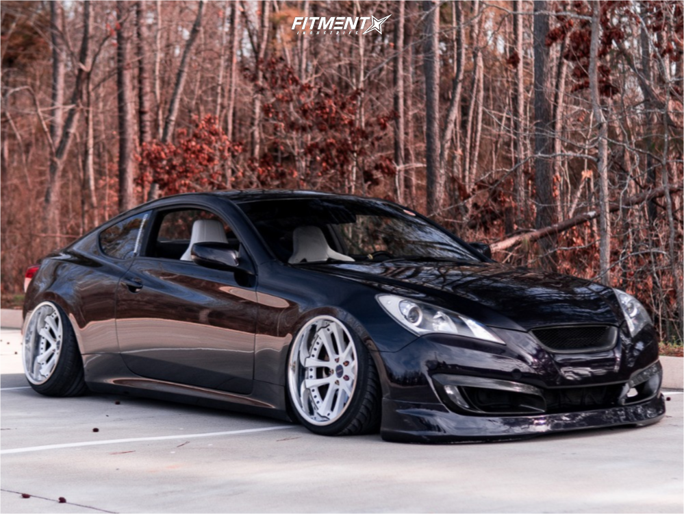 Bagged Genesis Coupe