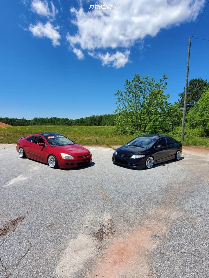 2 2010 Civic Honda Si Function And Form Coilovers Aodhan Ah04 Machined