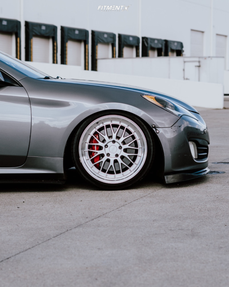 Lowered Genesis Coupe