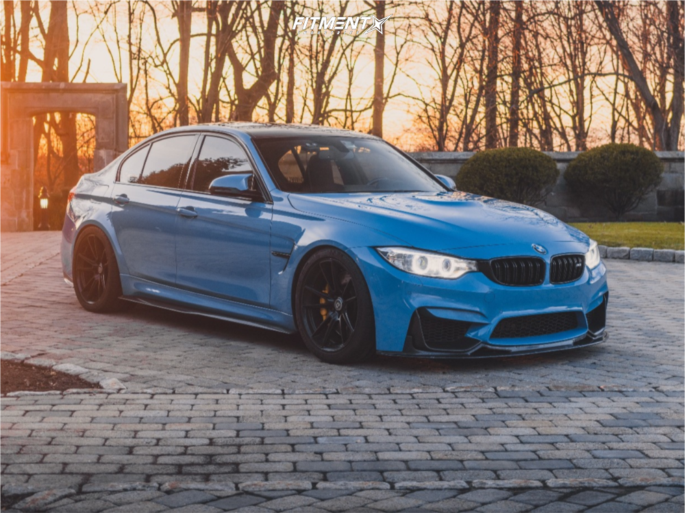Lowered BMW M3