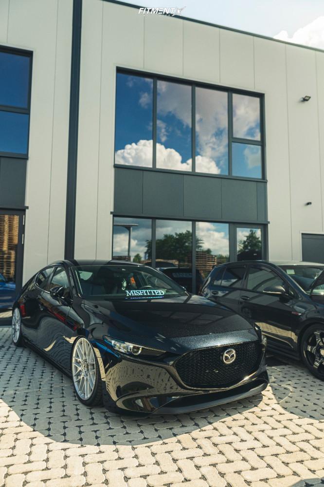 14 2019 3 Mazda Preferred Accuair Air Suspension Rotiform Rse Silver