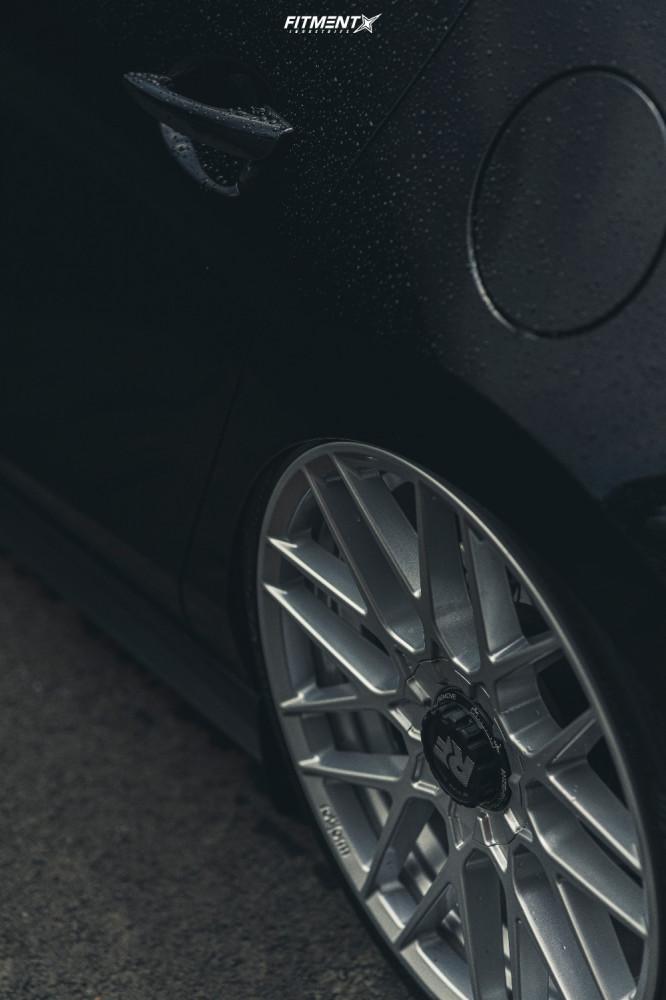 5 2019 3 Mazda Preferred Accuair Air Suspension Rotiform Rse Silver