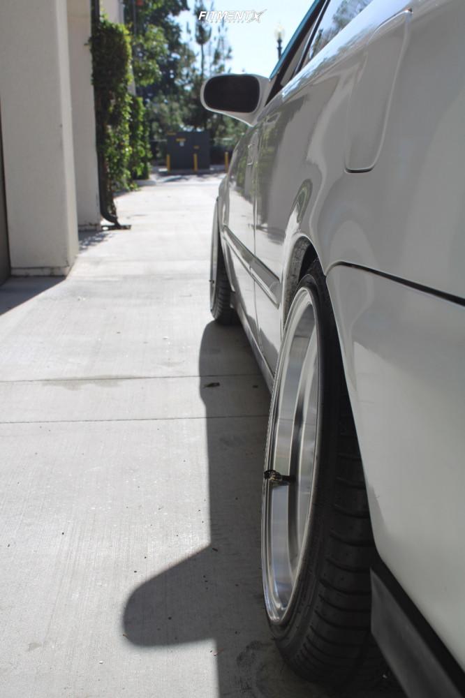 5 1998 Civic Honda Ex K Sport Coilovers Klutch Sl1 Machined