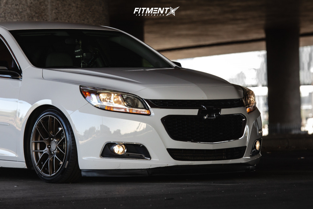 2 2016 Malibu Limited Chevrolet Ls Godspeed Project Coilovers Aodhan Ah X Bronze