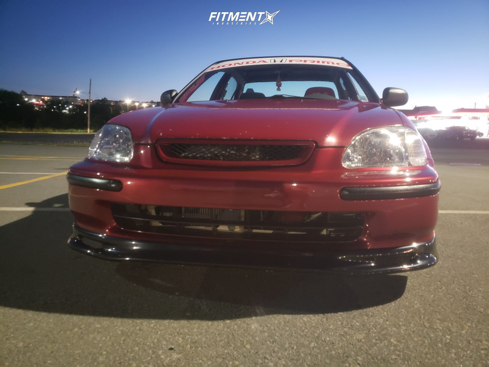 2 1998 Civic Honda Lx Yonaka Motorsports Coilovers Konig Tweaked Black