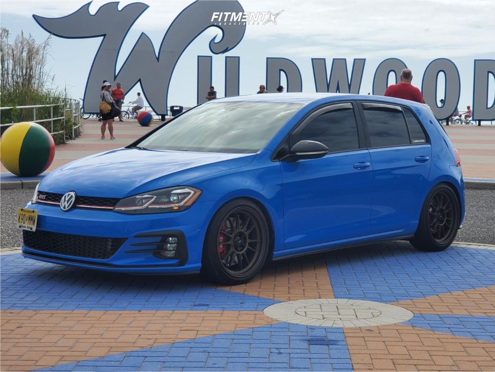 1 2019 Gti Volkswagen Rabbit Edition Hr Lowering Springs Konig Hypergram Bronze