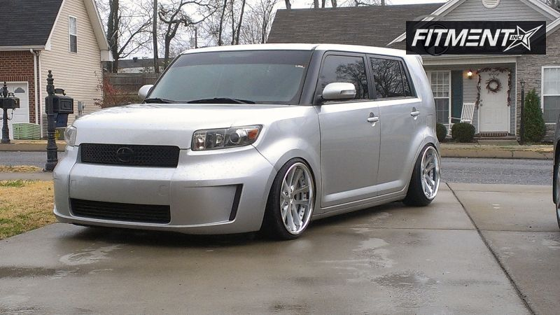 2008 Scion Xb Weld Racing Lxz Fitment Industries