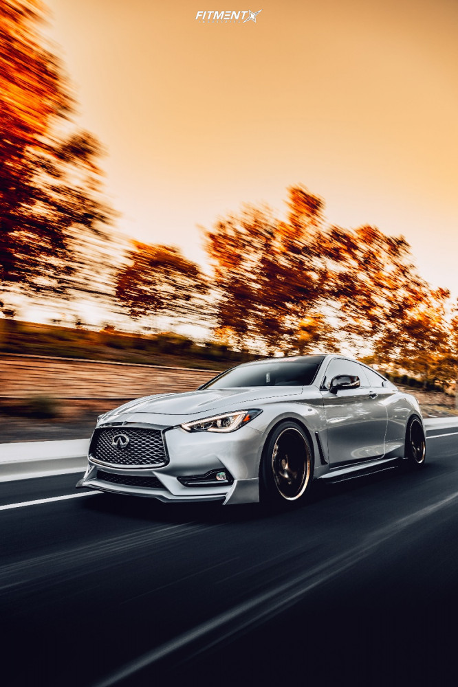 2 2017 Q60 Infiniti Premium Rsr Lowering Springs Precision Forged Mw 1 Bronze