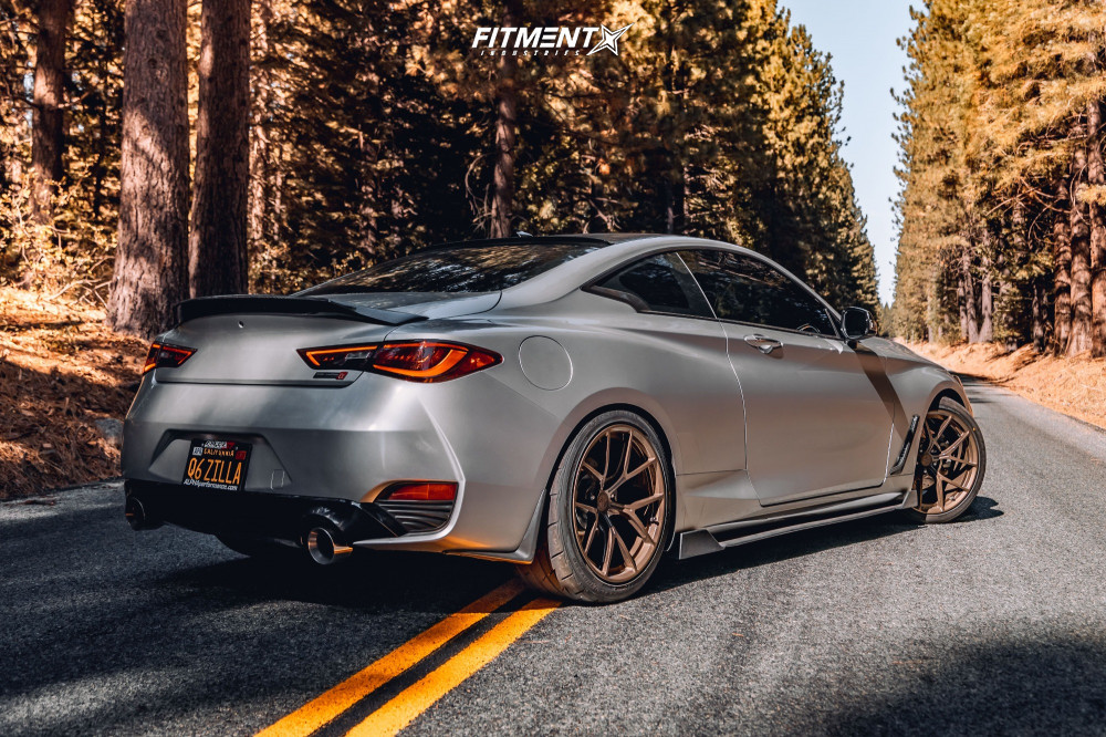 4 2017 Q60 Infiniti Premium Rsr Lowering Springs Precision Forged Mw 1 Bronze