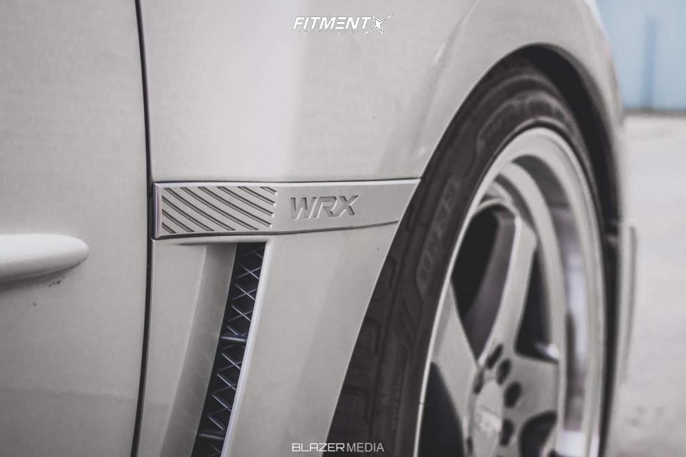 8 2013 Wrx Subaru Limited Tein Coilovers F1r F28 Gunmetal