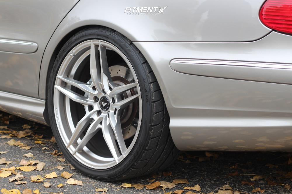 E55 AMG Wheel Spacers