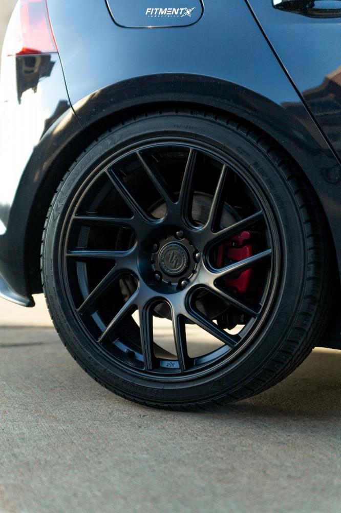 6 2016 Gti Volkswagen Se Bc Racing Coilovers Artisa Artformed Elder Black