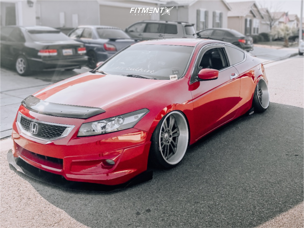 Bagged Accord Coupe