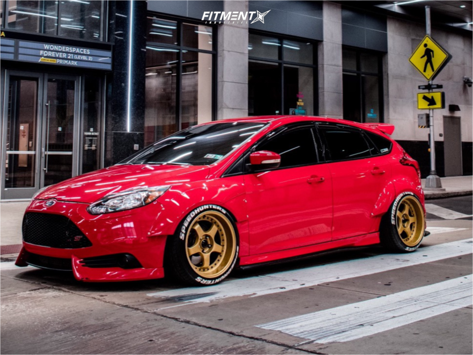 Lowered Widebody Focus ST