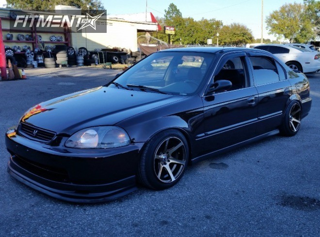 1999 Honda Civic Str 521 Skunk2 Coilovers Fitment Industries