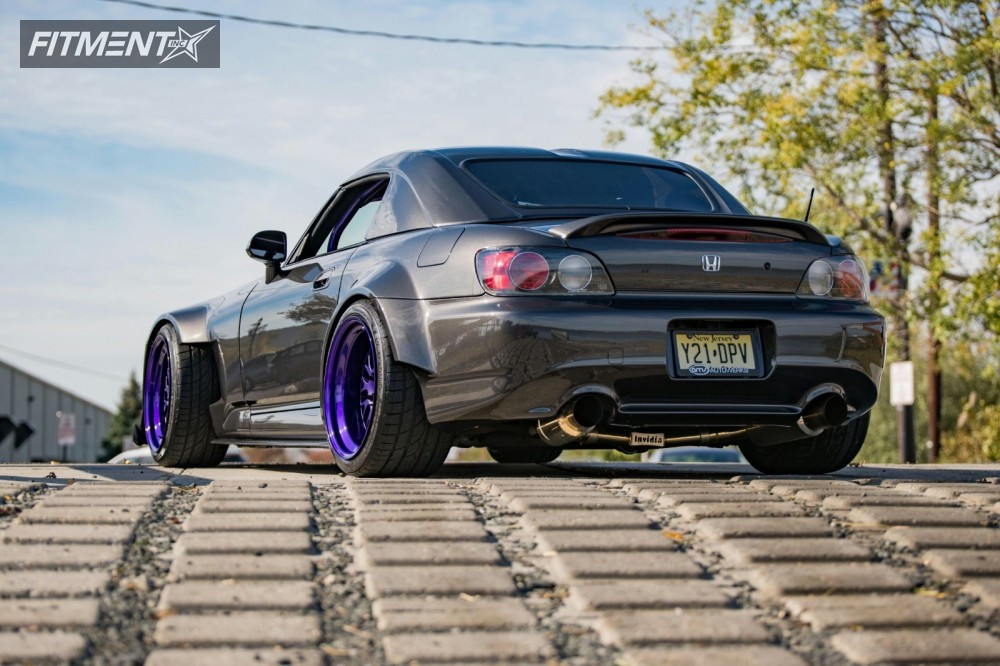 Lowered S2000
