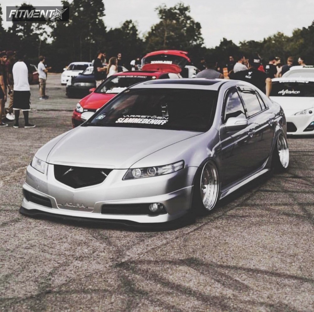 2008 Acura Tl Varrstoen Mk6 Function And Form Air Suspension