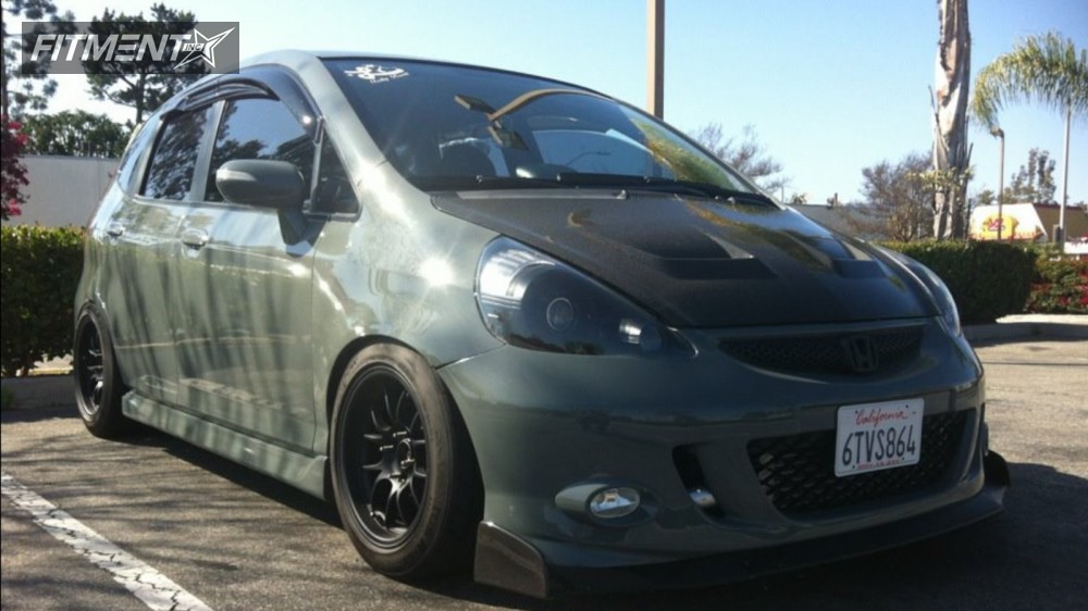 2007 Honda Fit 949 Racing 6ul Buddy Club Coilovers | Fitment Industries