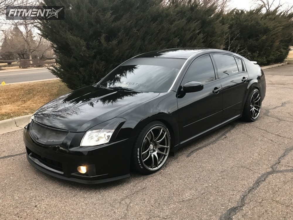 07 Nissan Maxima >> 2007 Nissan Maxima Vordoven Forme 9 Hr Lowering Springs Fitment