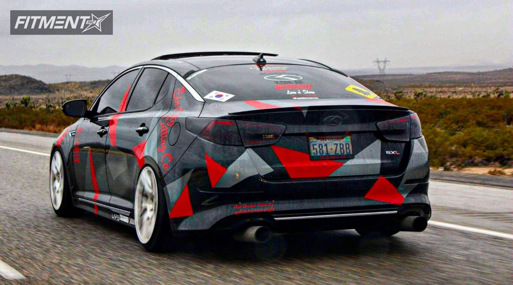 2015 Kia Optima Blaque Diamond Bd 3 Megan Racing Lowering ...