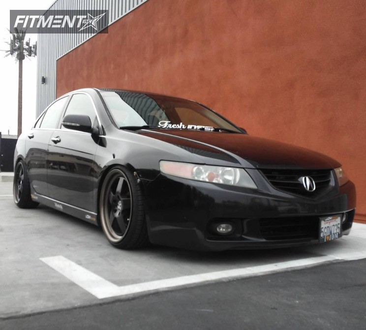 Tsx Quotes: 2004 Acura Tsx Klutch Sl5 Truhart Coilovers
