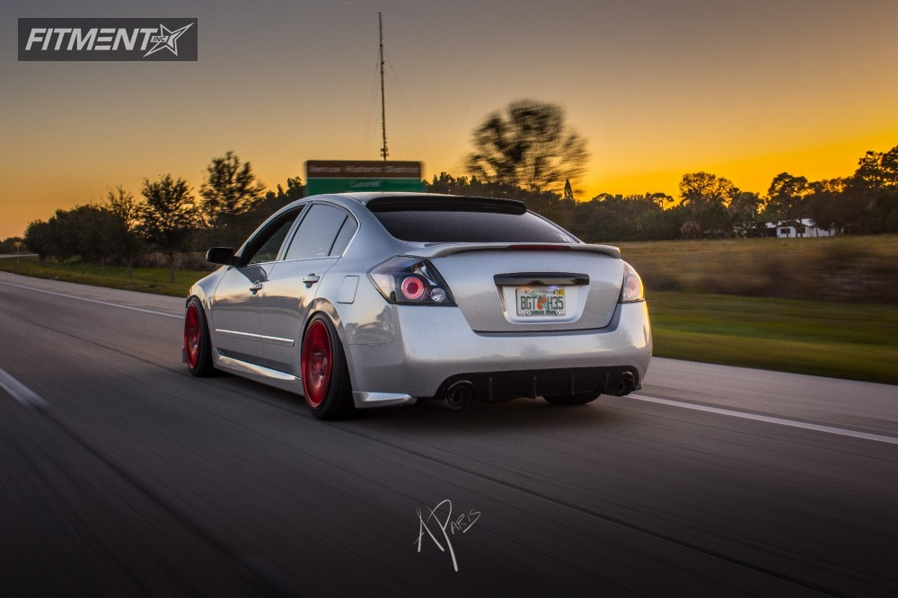 Quotes On Car Lovers >> 2012 Nissan Altima Sve K Sport Coilovers