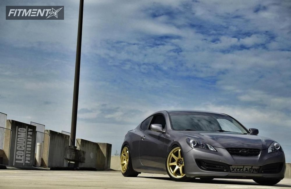 2011 Hyundai Genesis Coupe Xxr 522 Lowered Adj Coil Overs