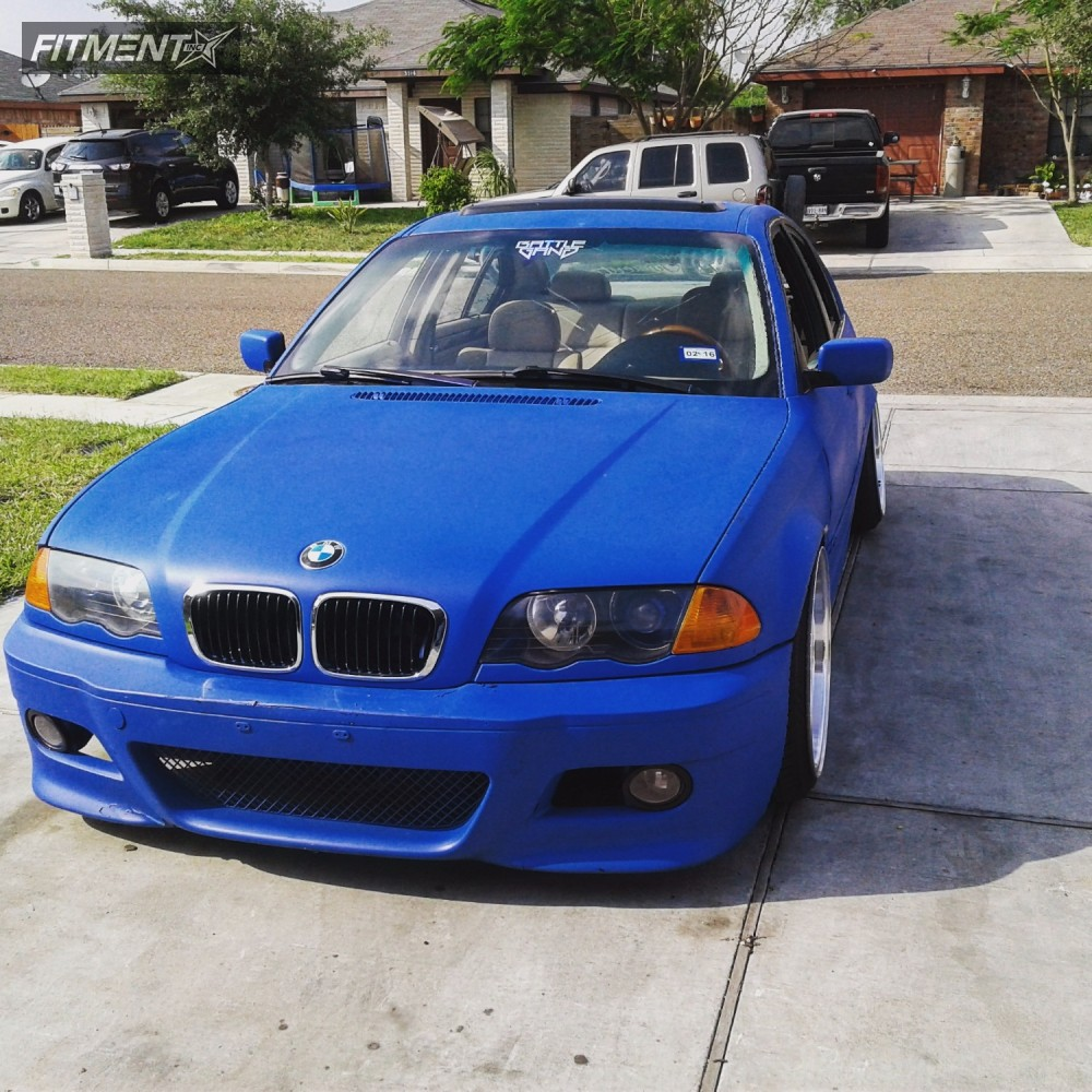 2000 Bmw 323 Coupe: 2000 Bmw 323i Esm 011 Eibach Coilovers Fitment Industries