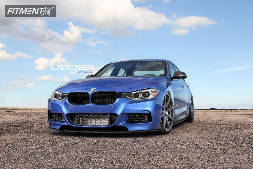 2013 Bmw M3 Velgen Vmb8 Fitment Industries