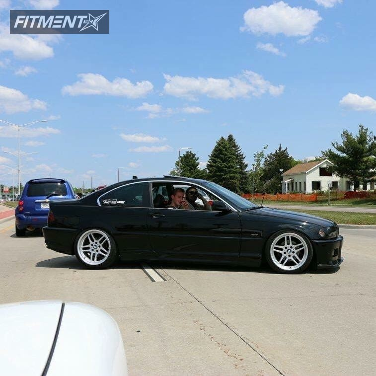 2000 Bmw 323 Coupe: 2000 Bmw 323ci Ronal M Parallel St Suspension Coilovers