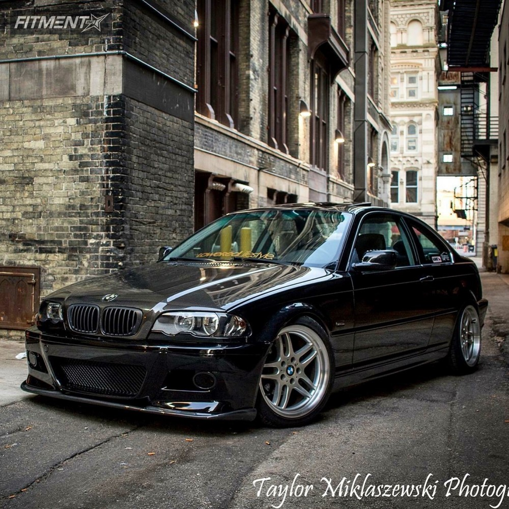 2000 Bmw 323ci Coupe: 2000 Bmw 323ci Ronal M Parallel St Suspension Coilovers