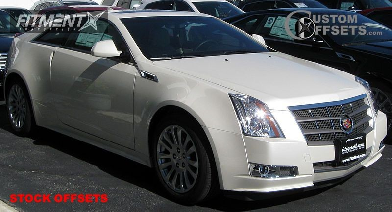 2011 Cts Coupe Cadillac 2dr Coupe 36l 6cyl 6a Stock Stock Silver Nearly Flush 2523 1