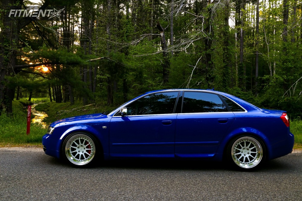 2005 audi s4 ccw d110 bilstein coilovers fitment industries