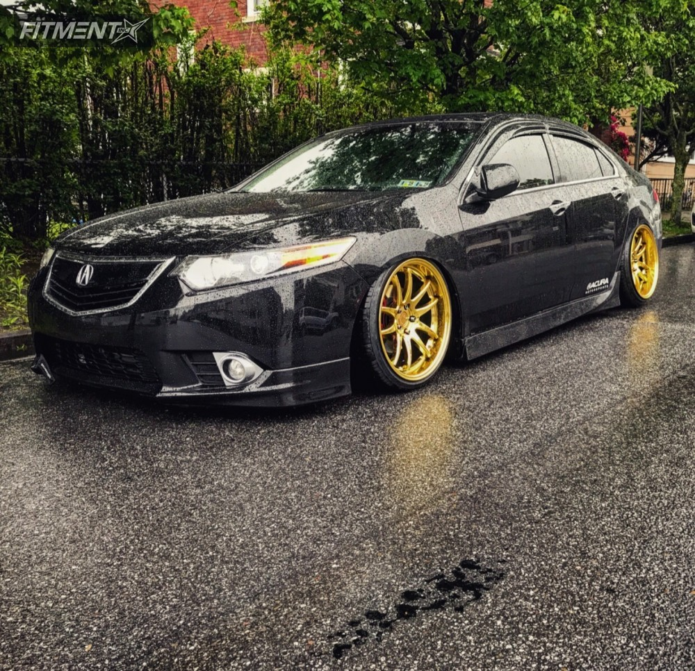 2012 Acura Tsx Aodhan Ds 02 K Sport Bagged