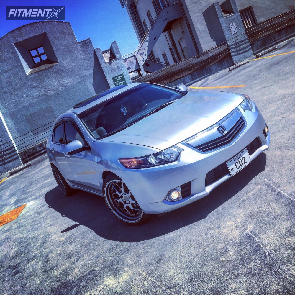 2012 Acura Tsx Special Edition For Sale: 5528/custom Offsets Wheel Shine Kit For Polished Chrome