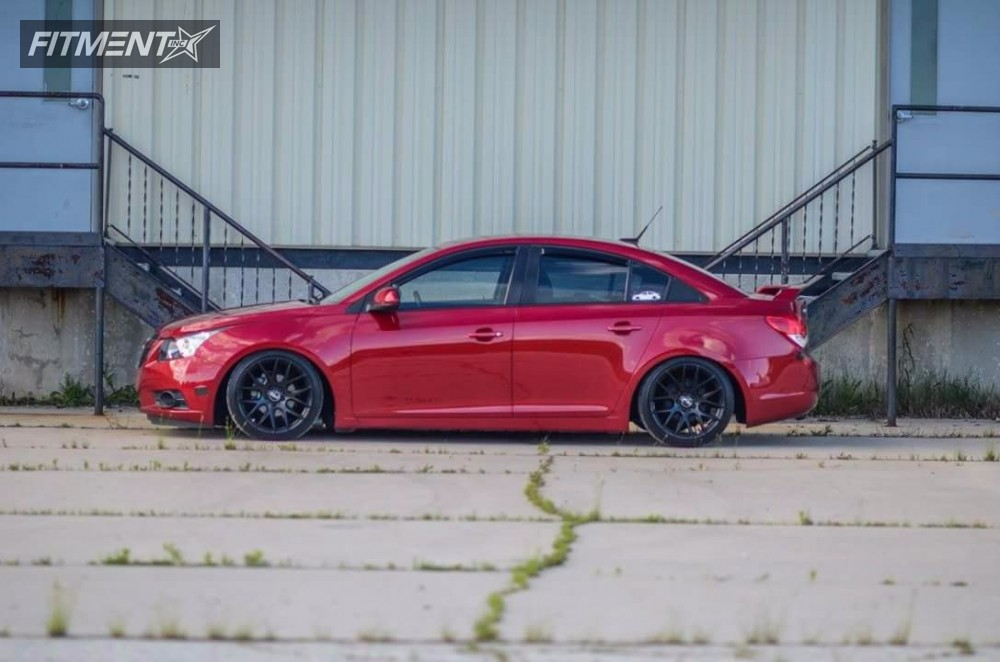 2011 Chevrolet Cruze Miro Type 111 Bc Racing Coilovers | Fitment