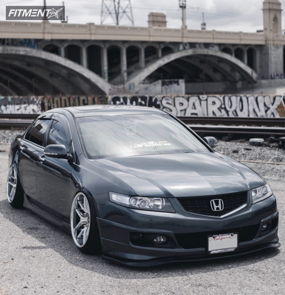 2007 Acura Tsx Tsw Portier Air Lift Performance Bagged