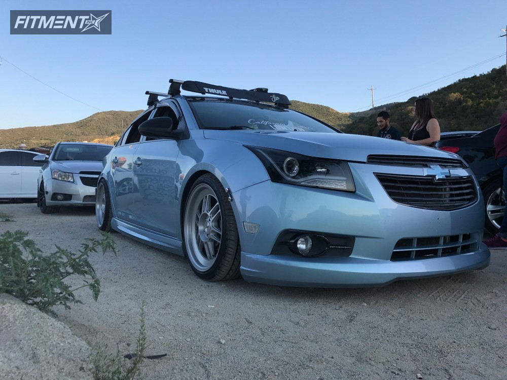 2011 Chevrolet Cruze Klutch Ml1 K Sport Coilovers Fitment