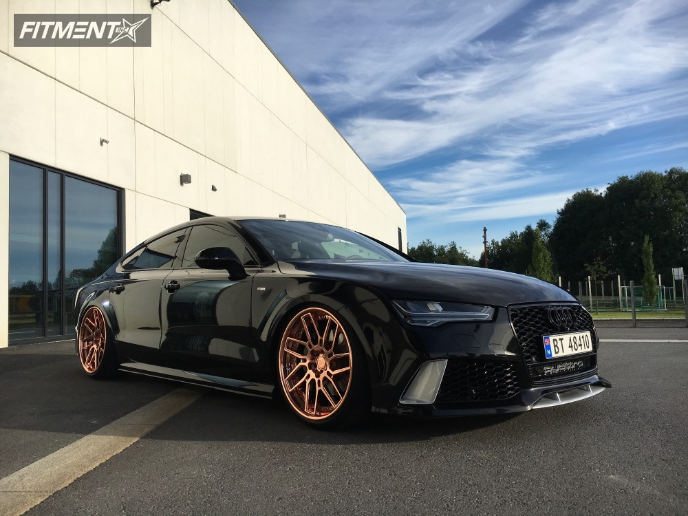 2015 Audi Rs7 Pg Forged Hr Coilovers Fitment Industries