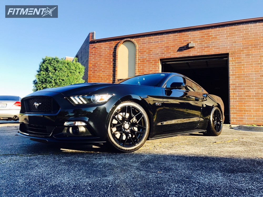 2015 Mustang Rtr >> 2015 Ford Mustang Rtr Other Eibach Fitment Industries