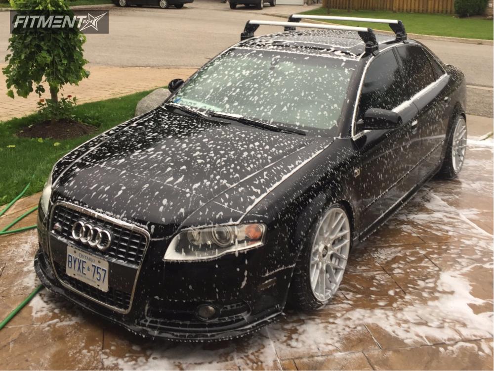 2008 Audi A4 Wheels