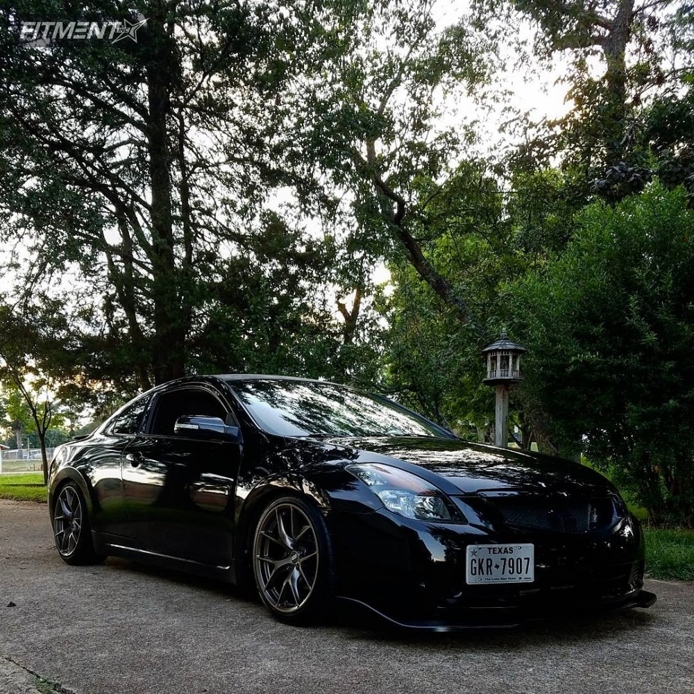 2008 Nissan Altima Esr Rf2 Bc Racing Coilovers Fitment