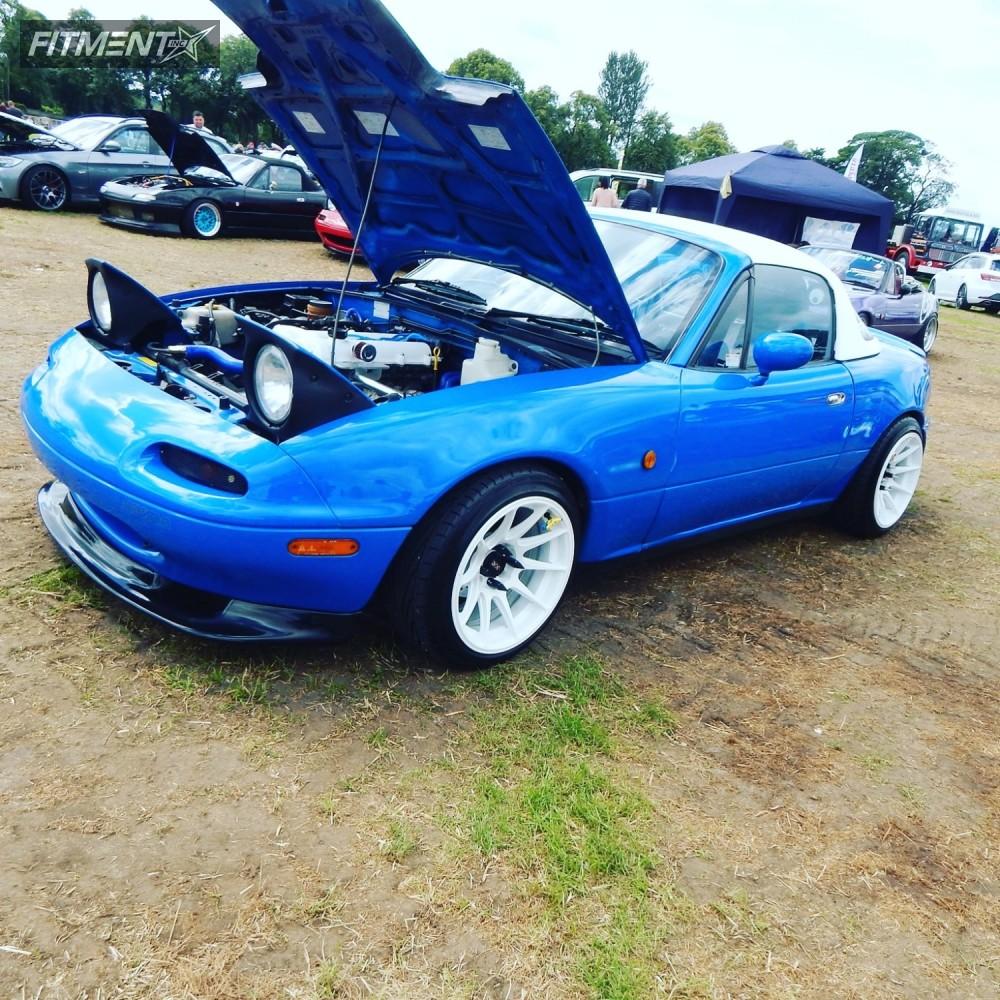1991 Mazda Mx 5 Miata Xxr 527 Ta Technix Coilovers