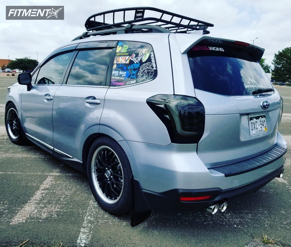 2017 subaru forester drag concepts dr19 bc racing coilovers. Black Bedroom Furniture Sets. Home Design Ideas