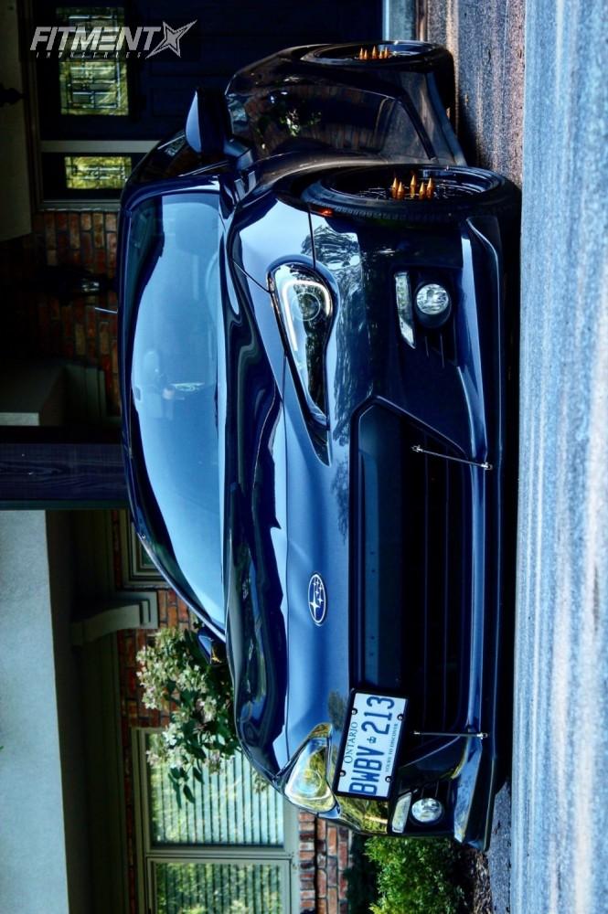 1 2014 Brz Subaru Tein Coilovers Arc Wheels Other Black