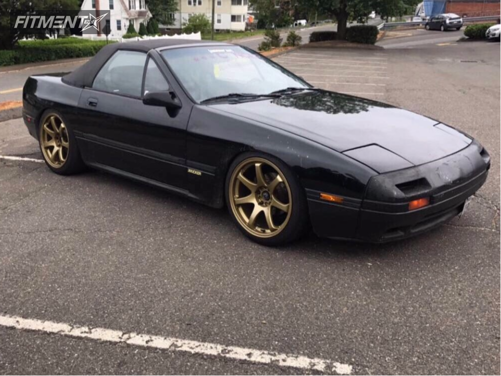 1 1988 Rx 7 Mazda Bc Racing Coilovers Xxr 1 Gold