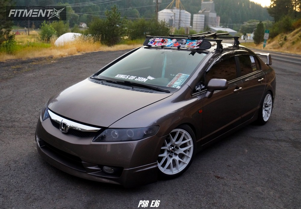 Continental Extremecontact Dw >> 2009 Honda Civic Xxr 530 Skunk2 Lowering Springs Fitment Industries