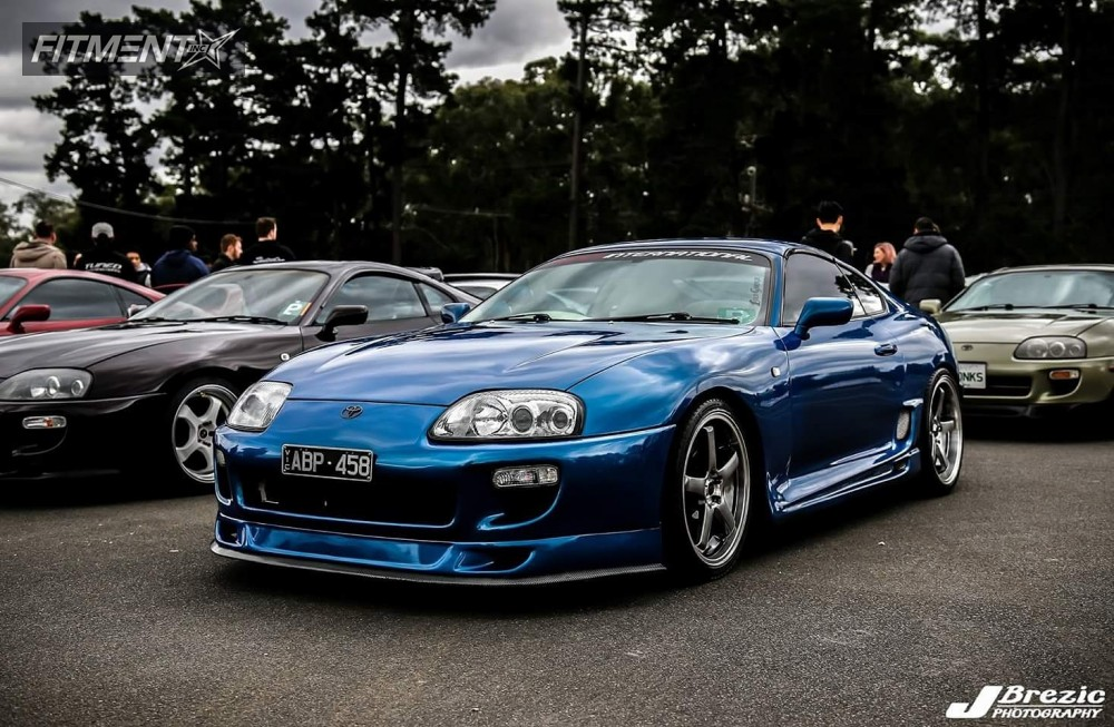 2003 Toyota Supra Axis Hks Coilovers | Fitment Industries